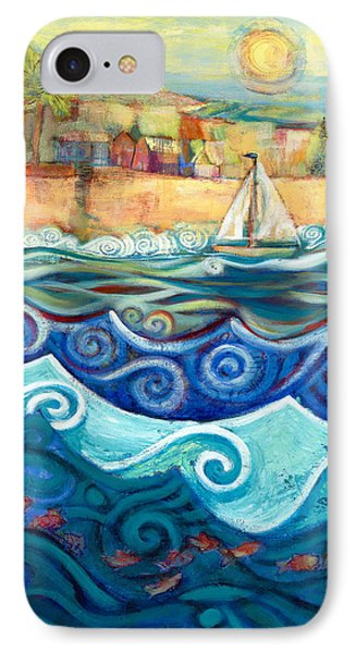 Afternoon Sail IPhone Case