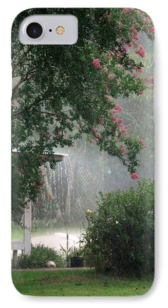 Afternoon Showers Phone Case by N S
