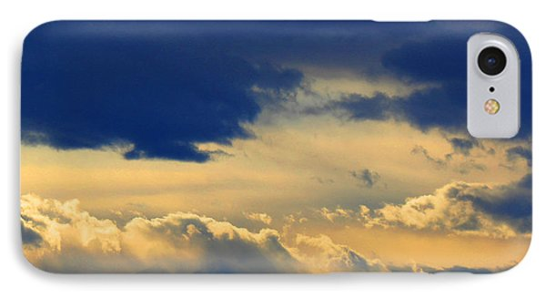 IPhone Case featuring the photograph Afternoon Storm by Silke Brubaker