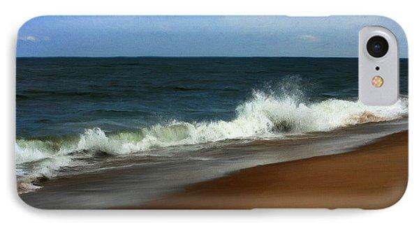 Afternoon Surf Phone Case by Forest Stiltner