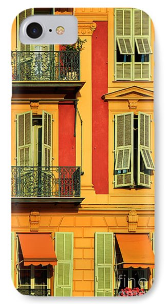 Afternoon Windows IPhone Case by Inge Johnsson