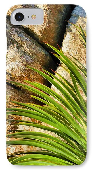 Against The Rocks Phone Case by Scott Campbell