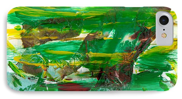Against The Wind Phone Case by Phyllis Anne Taylor Pannet Art Studio