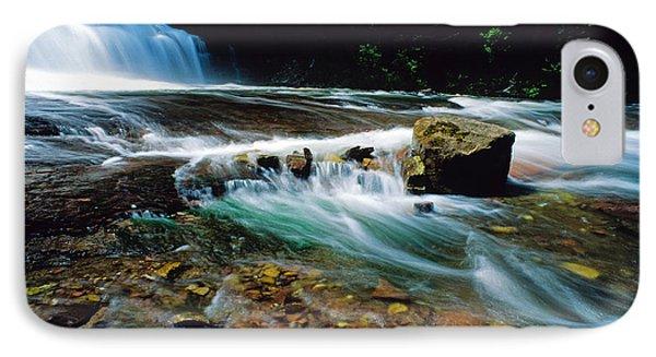 Agate Falls In U.p. IPhone Case