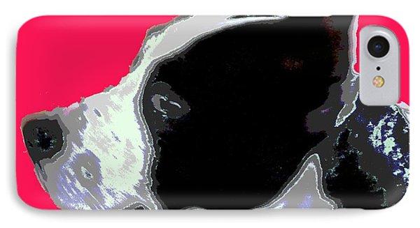 Agatha 1 IPhone Case by Sally Simon