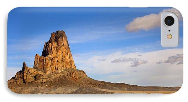 Agathia Peak IPhone Case by Mike  Dawson