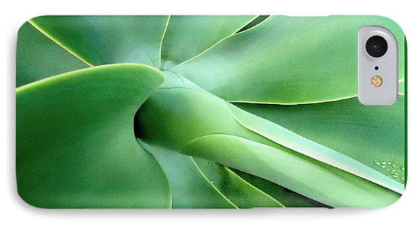Agave Heart IPhone Case by Peter Mooyman