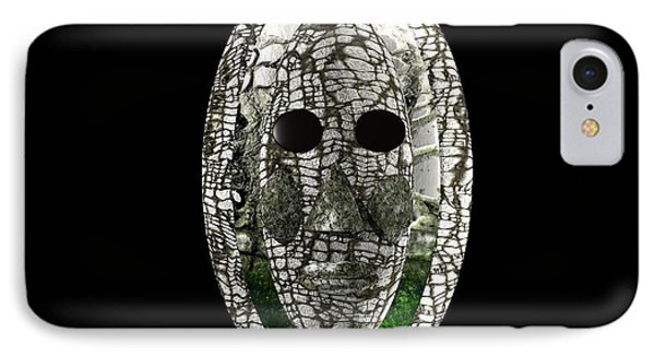 IPhone Case featuring the digital art Ageless Spirit by Jacqueline Lloyd