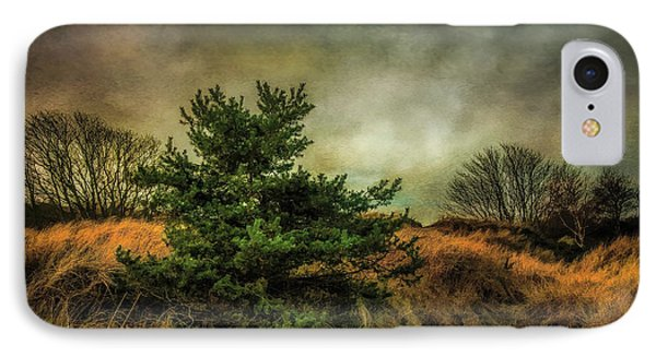 IPhone Case featuring the photograph Ainsdale Dunes In Winter by Brian Tarr