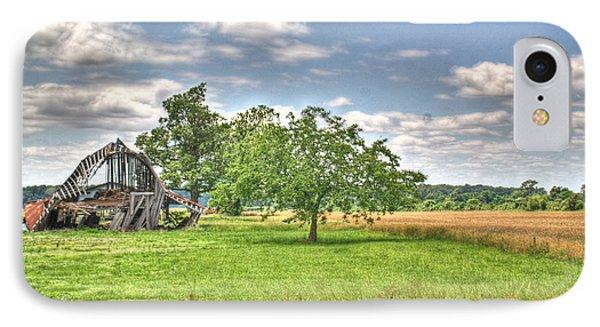 Air Conditioned Barn Phone Case by Douglas Barnett