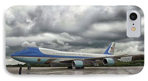 Air Force One IPhone Case