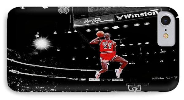 Air Jordan IPhone 7 Case by Brian Reaves