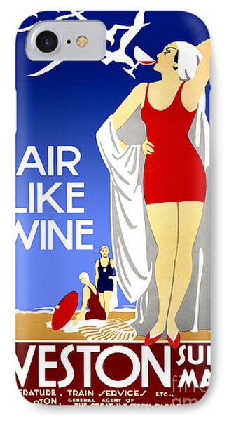 Air Like Wine IPhone Case by Jon Neidert