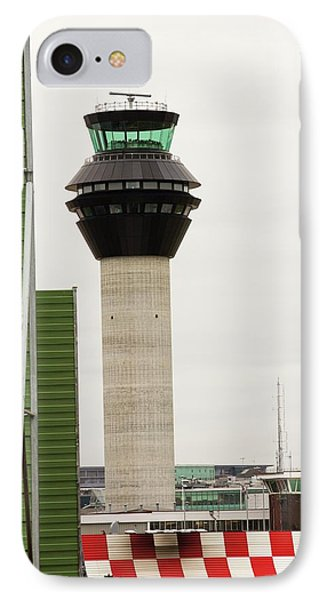Air Traffic Control Tower IPhone Case