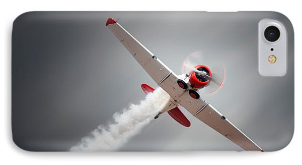 Airplane iPhone 7 Case - Aircraft In Flight by Johan Swanepoel