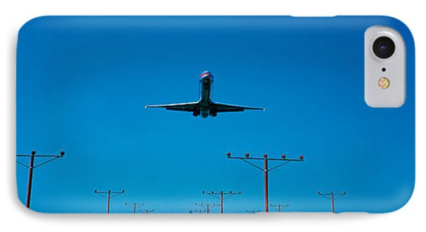 Airplane Landing Philadelphia IPhone Case