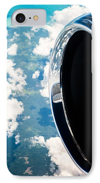 Tropical Skies IPhone Case by Parker Cunningham