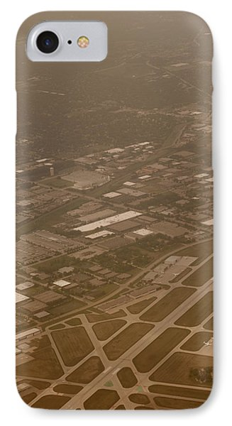 Airport IPhone Case by Miguel Winterpacht