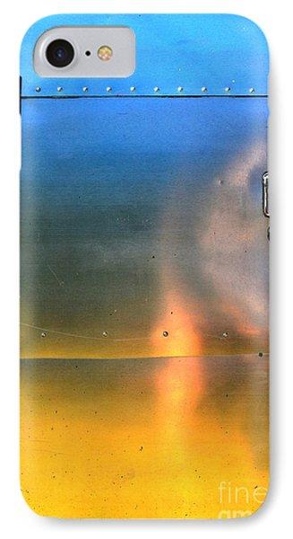 Airstream Sunset Phone Case by Newel Hunter