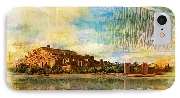 Ait Benhaddou  IPhone Case