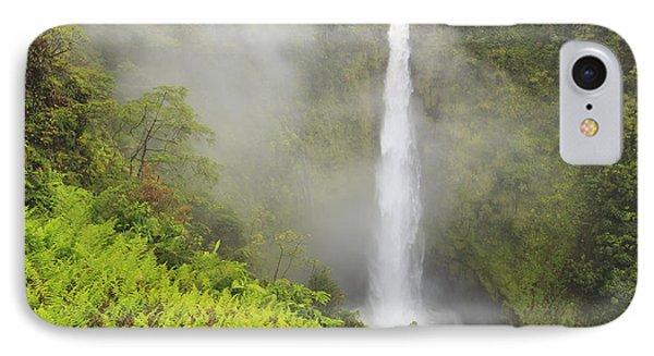 Akaka Falls Akaka Falls State Park Phone Case by Stuart Westmorland