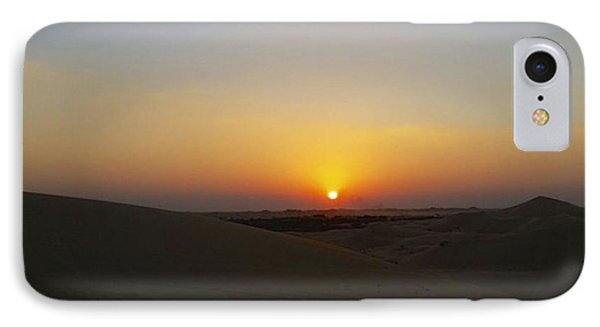 Al Ain Desert 15 IPhone Case