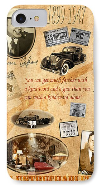 Al Capone IPhone Case