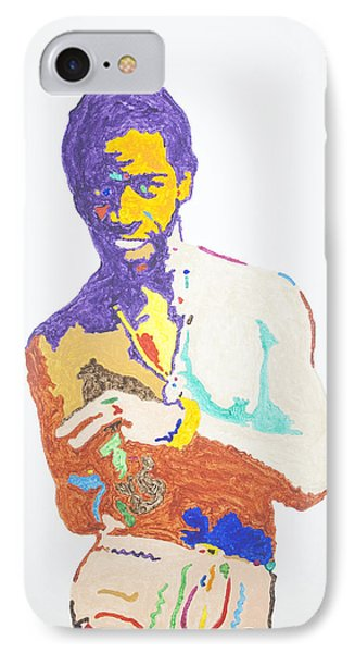 Al Green IPhone Case by Stormm Bradshaw