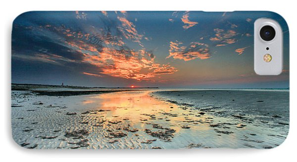 IPhone Case featuring the photograph Al Hamra Sunset by Robert  Aycock