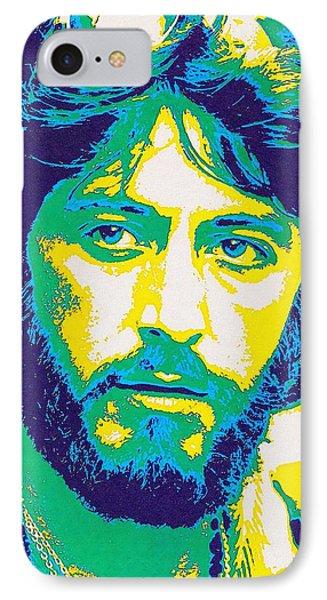 Al Pacino In Serpico IPhone Case by Art Cinema Gallery