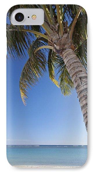 Ala Moana Beach Phone Case by Brandon Tabiolo