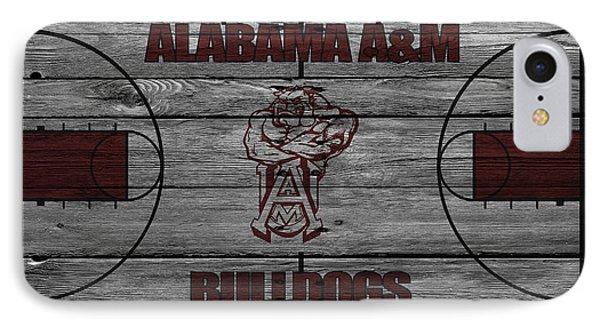 Alabama A M Bulldogs IPhone Case by Joe Hamilton