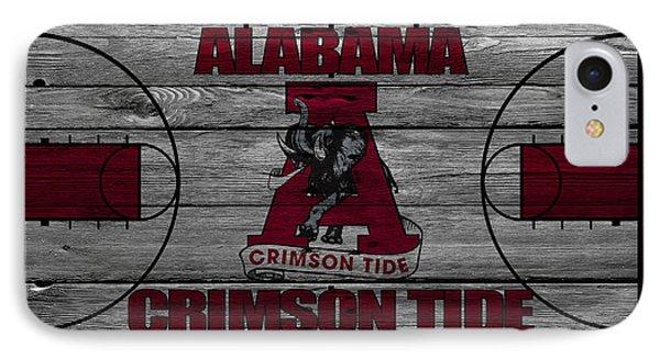 Alabama Crimson Tide IPhone Case by Joe Hamilton