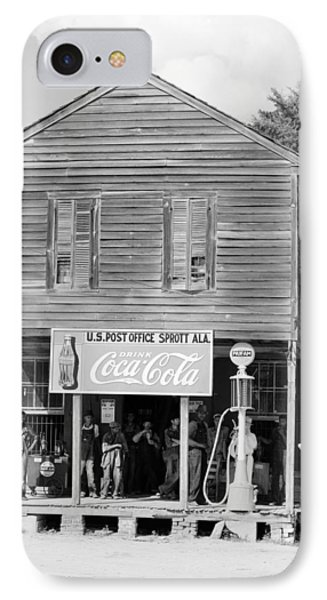 Alabama Post Office Phone Case by Granger