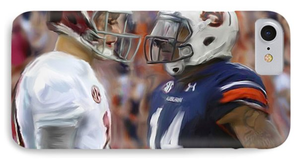 Alabama Vs Auburn IPhone Case