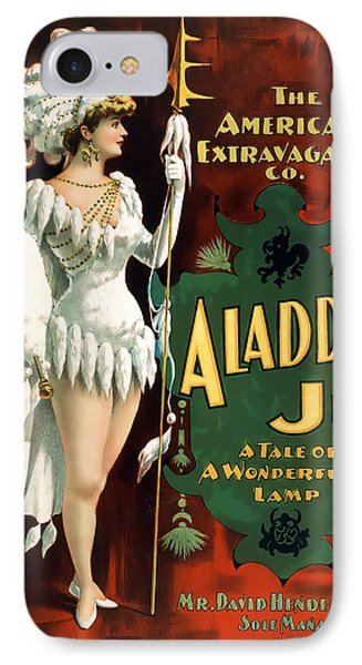 Aladdin Jr Amazon IPhone Case by Terry Reynoldson