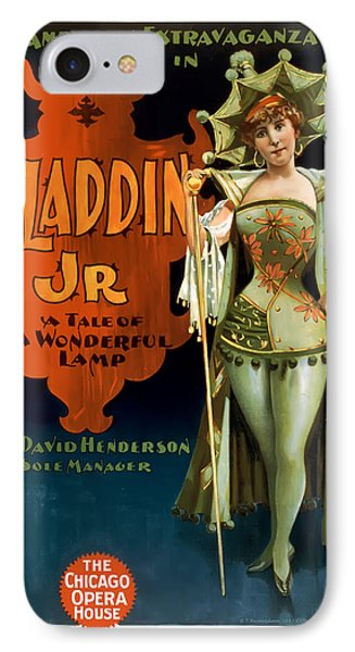 Aladdin Jr Jestor Phone Case by Terry Reynoldson