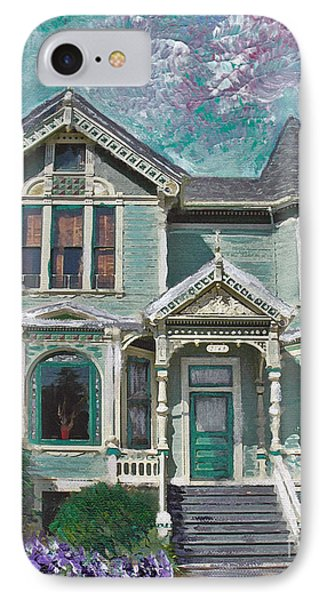 Alameda 1897 - Queen Anne IPhone Case