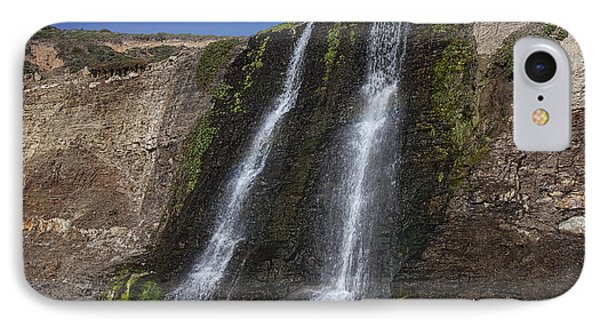 Alamere Falls Three Phone Case by Garry Gay