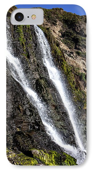 Alamere Falls Two Phone Case by Garry Gay