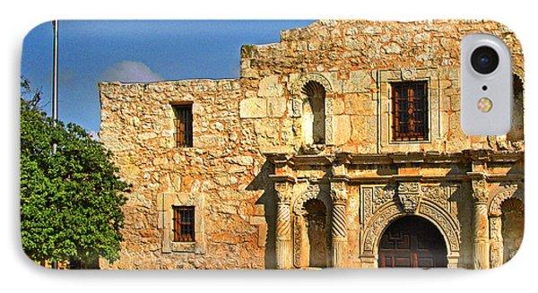 Alamo 0002 IPhone Case