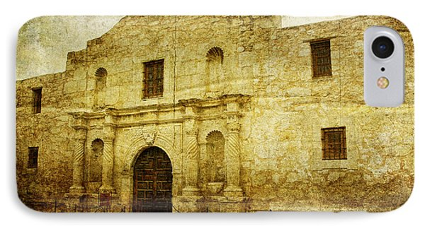 Alamo Remembered IPhone Case