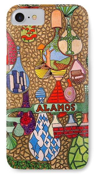 Alamos Lights IPhone Case