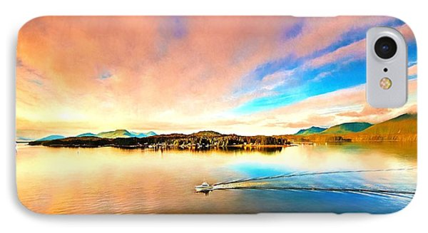 IPhone Case featuring the photograph Alaska by Bill Howard