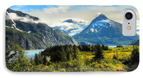 IPhone Case featuring the photograph Alaska In All Her Glory by Dyle   Warren
