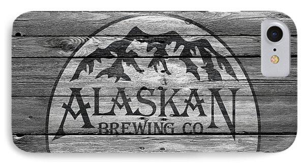 Alaskan Brewing IPhone Case by Joe Hamilton