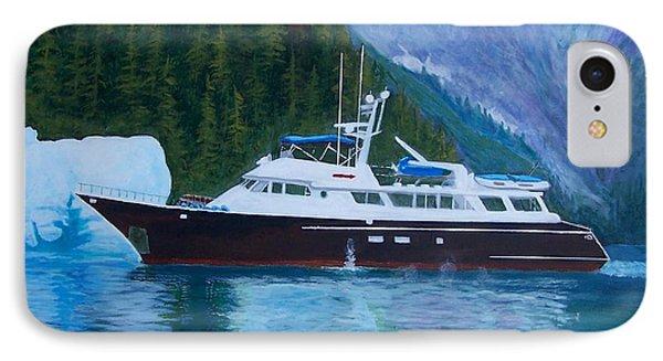 Alaskan Cruise IPhone Case