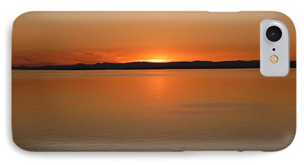 Alaskan Dawn IPhone Case