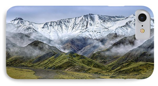 Alaskan Dream IPhone Case by Rick Berk
