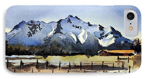 Alaskan Springtime Phone Case by Spencer Meagher
